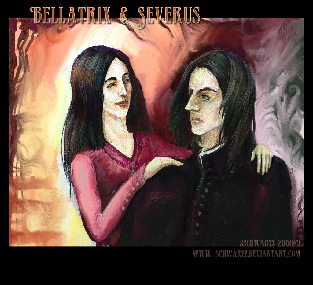 bellatrix and snape